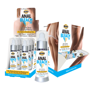 Anal Bleach Gel