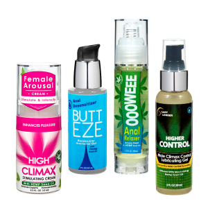 Products Infused With Hemp Seed Oil